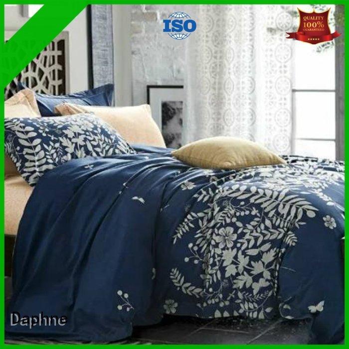 bedding duvet print Daphne Brand microfiber comforter manufacture