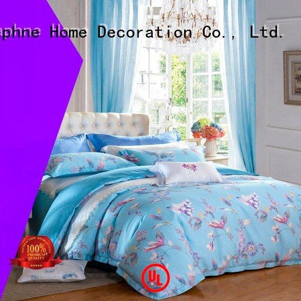 Daphne Brand print cotton Cotton Bedding Sets patterns printed