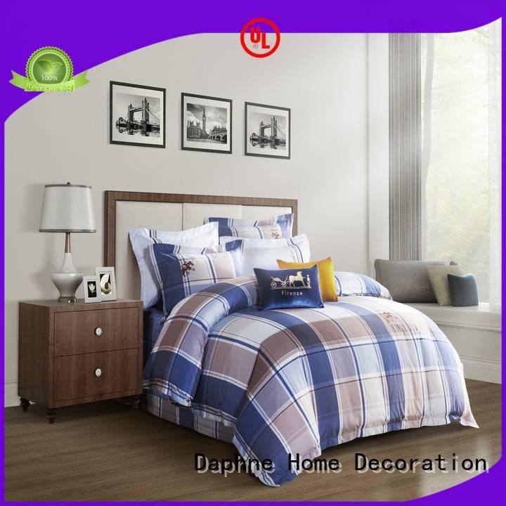 print attractive pattern 100 cotton bedding sets Daphne