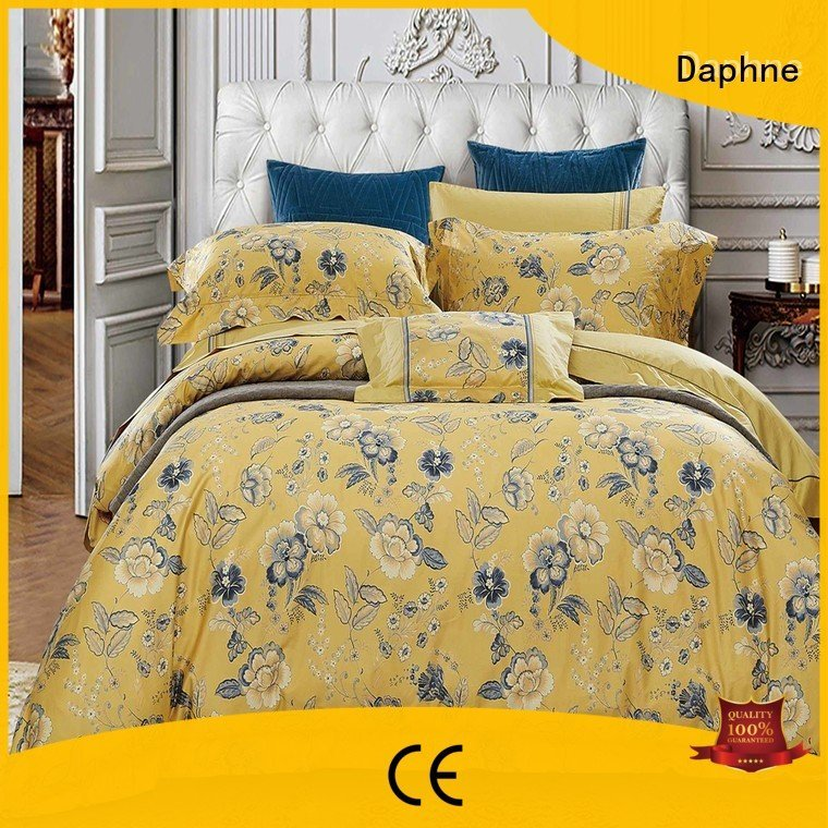 designed elegant Cotton Bedding Sets bedroom Daphne