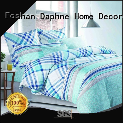 Daphne Brand bedroom 100 cotton bedding sets brightly quality