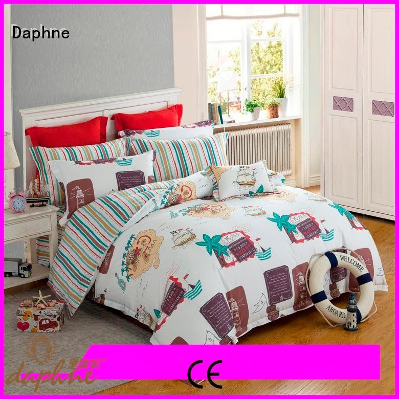 Daphne Brand reactive cotton Kids Bedding Sets bed set