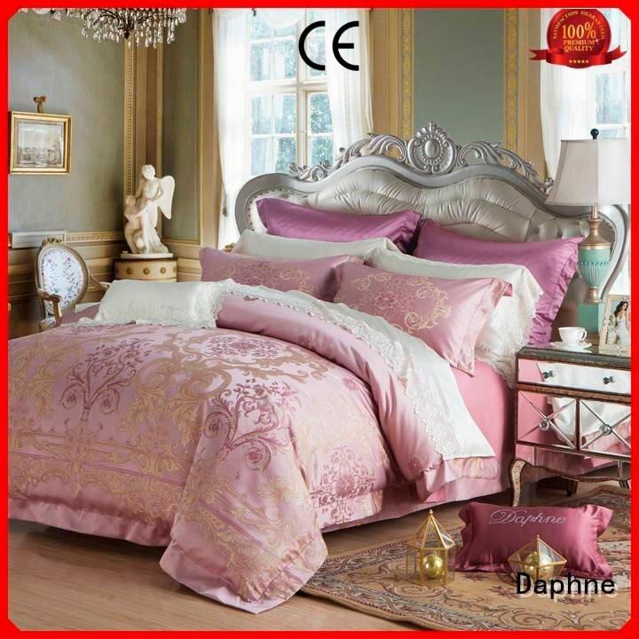 beds pattern comforter jacquard duvet cover king Daphne