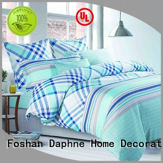 brushed linen fashionable Cotton Bedding Sets Daphne