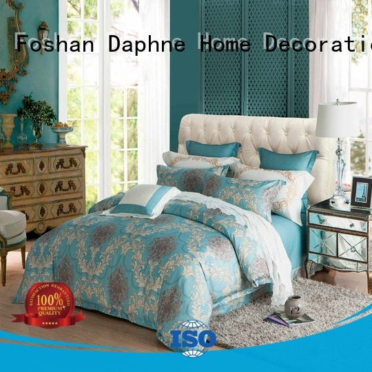 Daphne Brand high Cotton Bedding Sets vividly factory