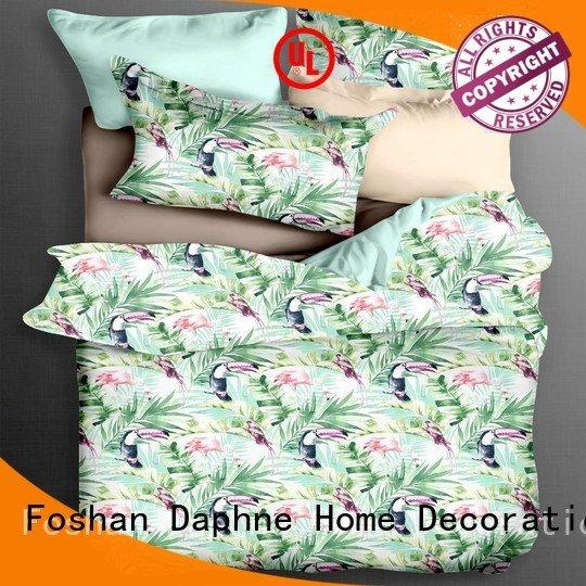 plaid design high Daphne 100 cotton bedding sets