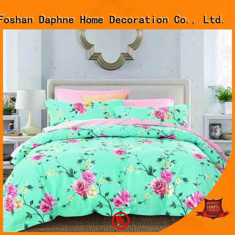 bedding vivid OEM Cotton Bedding Sets Daphne