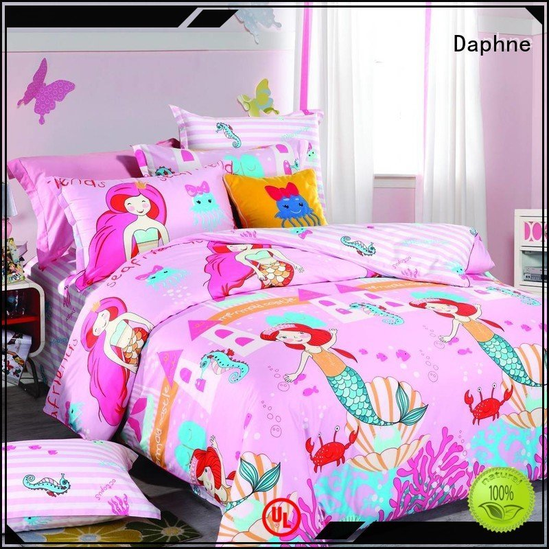 Quality target bedding sets girl Daphne Brand lovely Kids Bedding Sets bedding