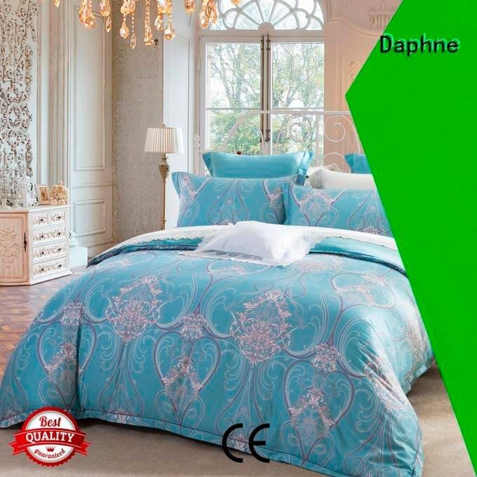 Custom bed Cotton Bedding Sets pattern 100 cotton bedding sets