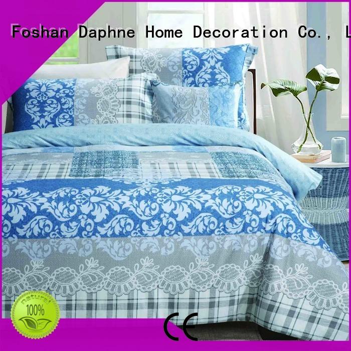Daphne Brand duvet 100 cotton bedding sets peony bedding